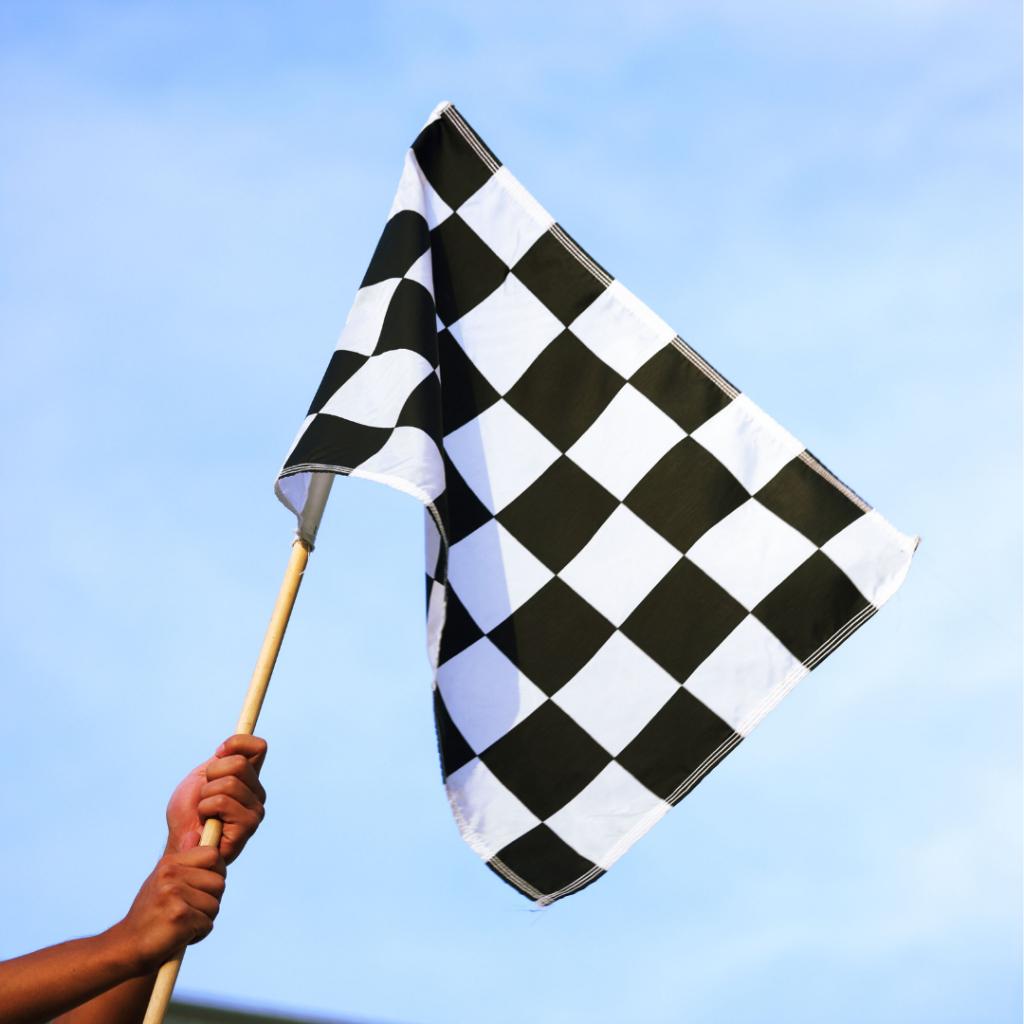 drapeau course